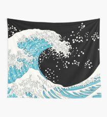 Kanagawa Wave Wall Tapestry