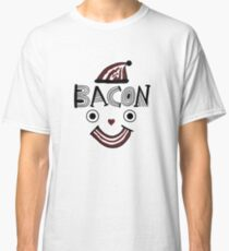 Bacon Face Classic T-Shirt