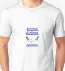 air-line Unisex T-Shirt