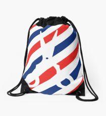 Barber Scissors Drawstring Bag