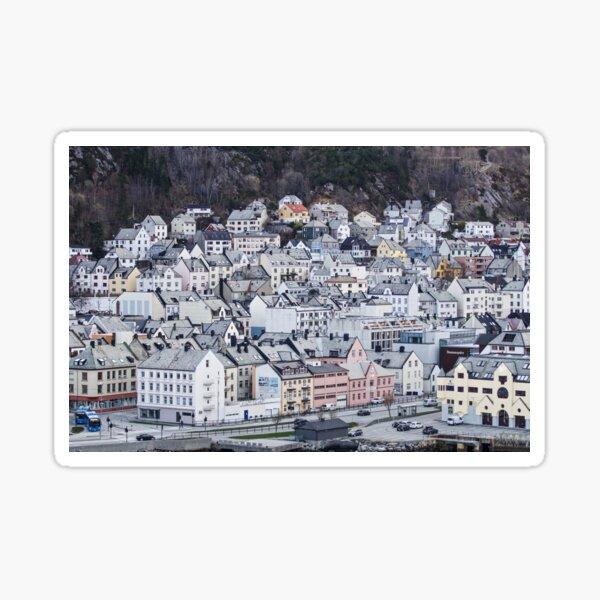 Ålesund, Norway Sticker