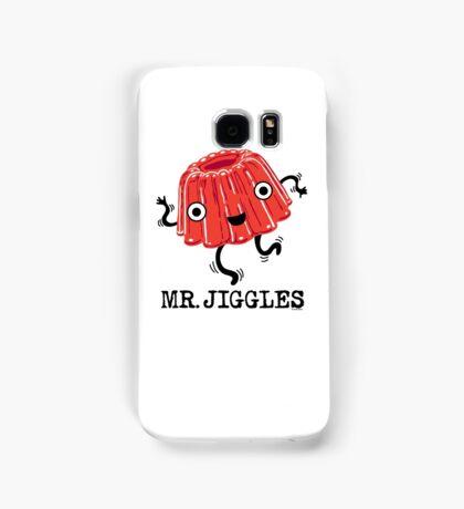 Mr Jiggles - Jello Samsung Galaxy Case/Skin