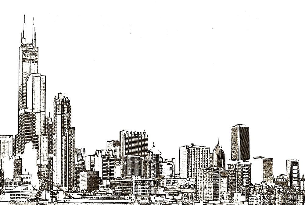 Chicago by Daniela Reynoso Orozco