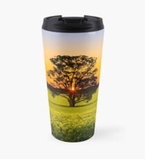 Canola Sunset Travel Mug