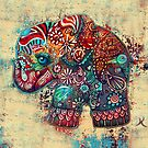 elephants by Karin Taylor