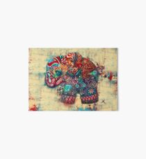 Vintage Elephant Art Board