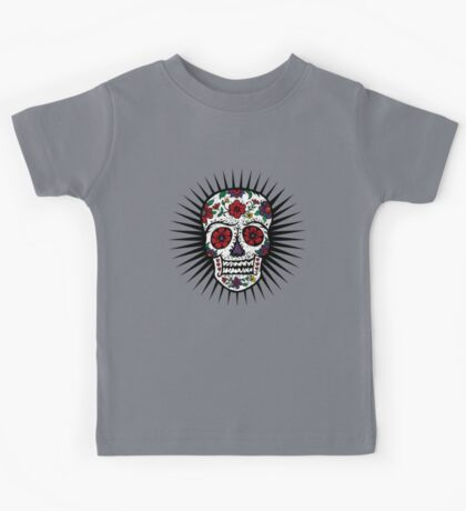 Sugar Skull two Kids Clothes