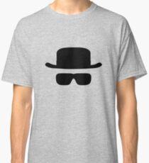 Heisenberg Clip Art Breaking Bad Classic T-Shirt