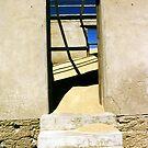 Desert doorway by Michelle Dry