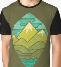Sea to Sky Graphic T-Shirt