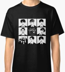 BTS-Mitglieder Classic T-Shirt