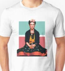Frida Kahlo Vogue Unisex T-Shirt