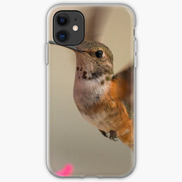 Hovering iPhone Soft Case