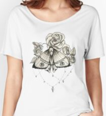 Moths Women's Relaxed Fit T-Shirt