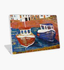 Crail Harbour 1 Laptop Skin
