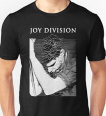 Joy Division Ian Curtis Singing Unisex T-Shirt