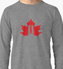 Vimy Monument Maple Lightweight Sweatshirt