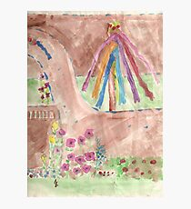 princess butterfly Photographic Print