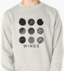 BTS - WINGS Pullover
