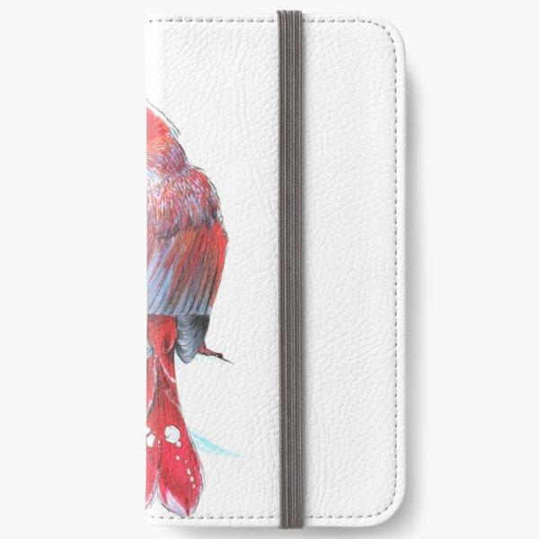 Northern Cardinals iPhone Wallet