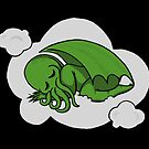 Baby Cthulhu - Dead But Dreaming by TheRedPhantom