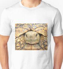 Tortoise Stare - Serious Intimidation of Fun Unisex T-Shirt