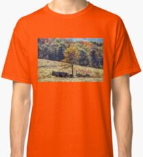 Old Trucks in the Field Classic T-Shirt