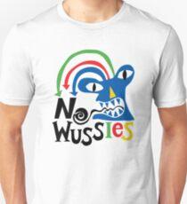 No Wussies T-Shirt