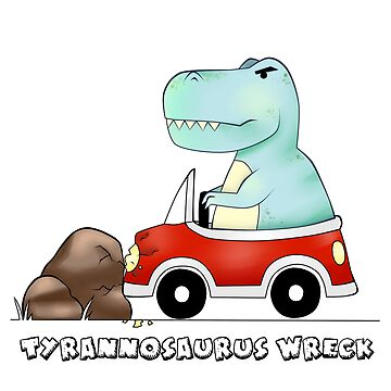 T-Wreck by JessieiiiDesign