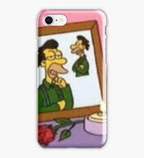 NOT LENNY iPhone Case/Skin