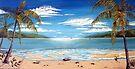 Long Island Paradise, Australia  by Linda Callaghan