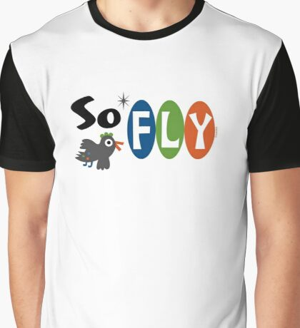 So Fly Graphic T-Shirt