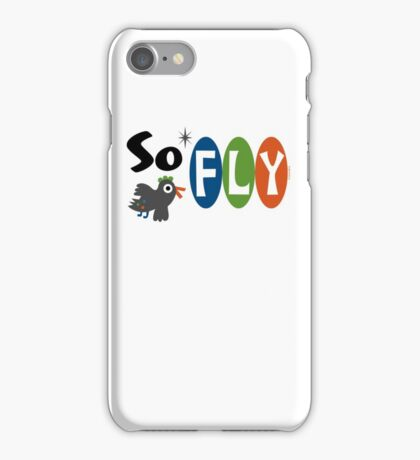 So Fly iPhone Case/Skin