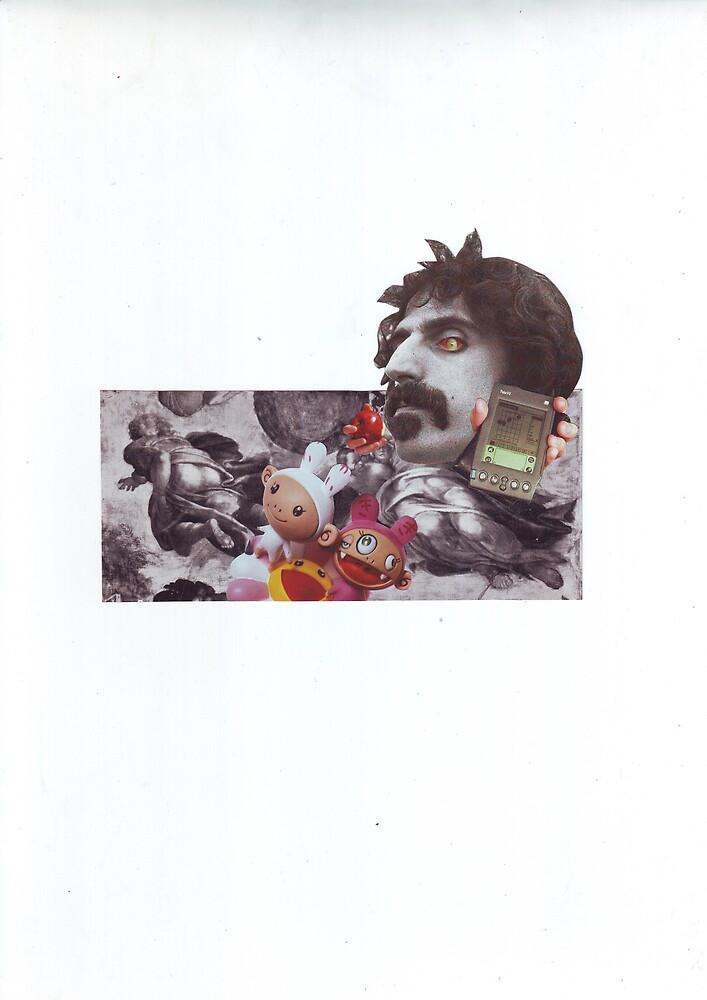 Zappa Universe by atomikboy