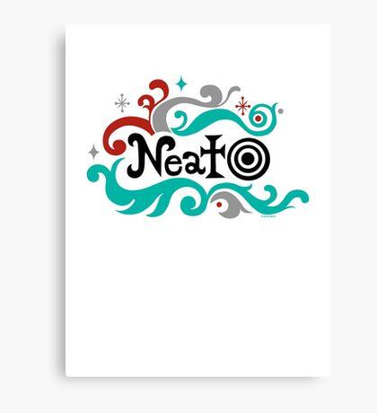 Neato Canvas Print
