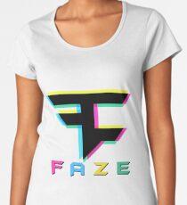 Faze Clan 3D Women's Premium T-Shirt