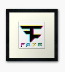 Faze Clan 3D Framed Print