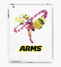 Ribbon Girl Arms iPad Case/Skin