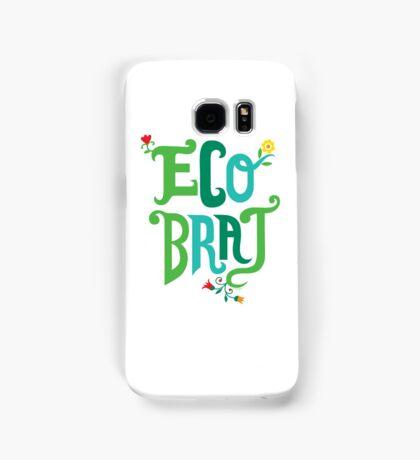 Eco Brat Samsung Galaxy Case/Skin