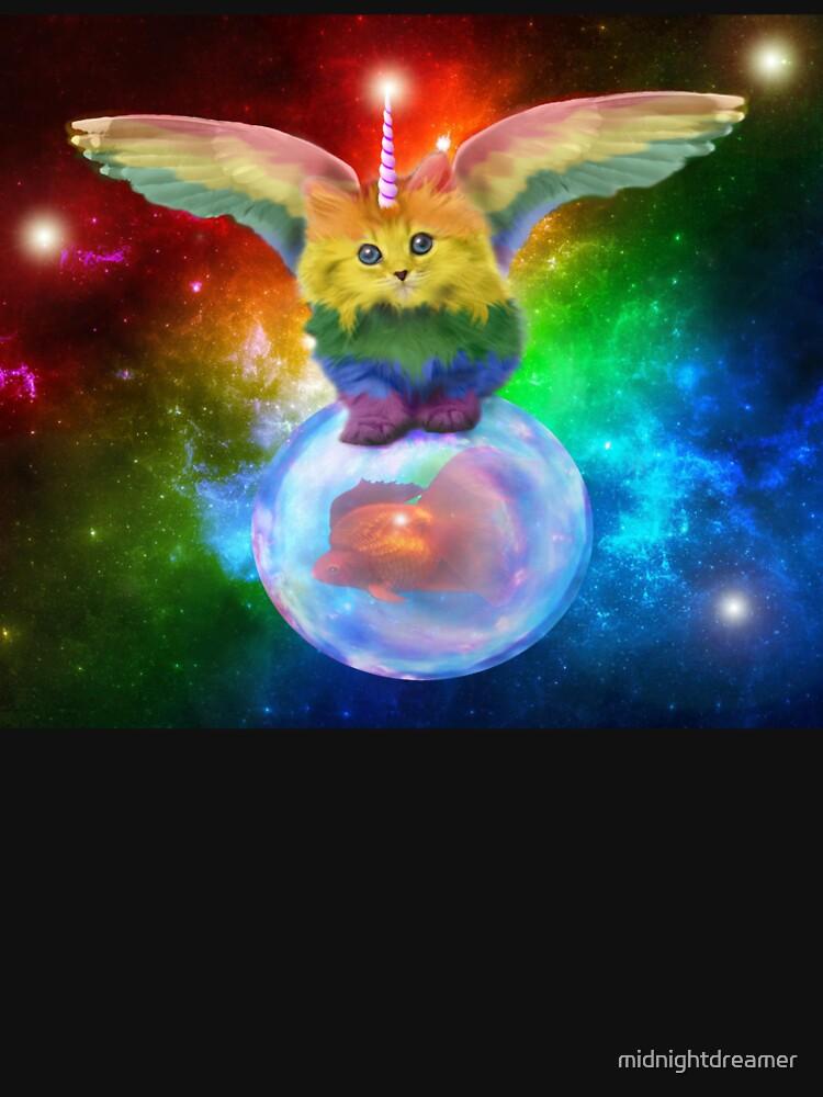 Rainbow Mewnicorn en Spacez de midnightdreamer