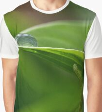 Searching for Dew Graphic T-Shirt