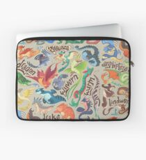 Mini dragon compendium  Laptop Sleeve