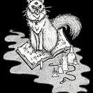 Black Magic Meow by BettyRocksteady