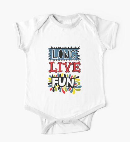 Long Live Fun Kids Clothes