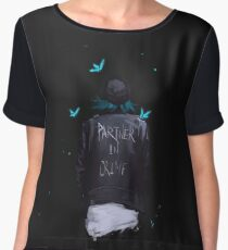 CHLOE - LIFE IS STRANGE Women's Chiffon Top