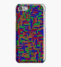 DOS Dreams - CGA Palette 3 iPhone Case/Skin