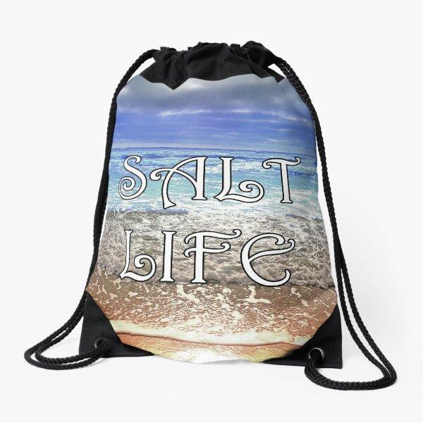 Salt Life Drawstring Bag