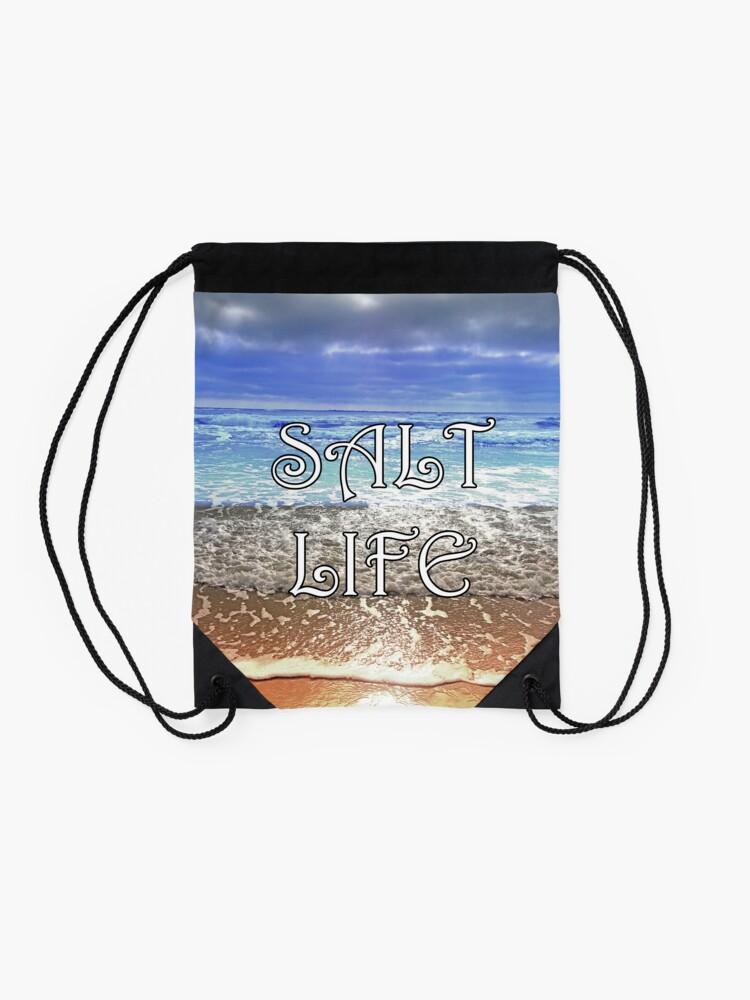Alternate view of Salt Life Drawstring Bag