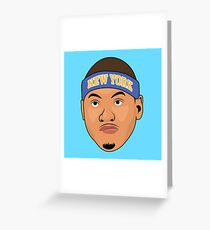 MELO Greeting Card