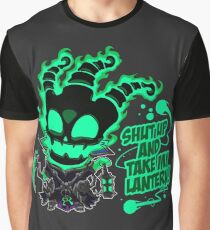 SHUT UP AND TAKE MY LANTERN!! Graphic T-Shirt